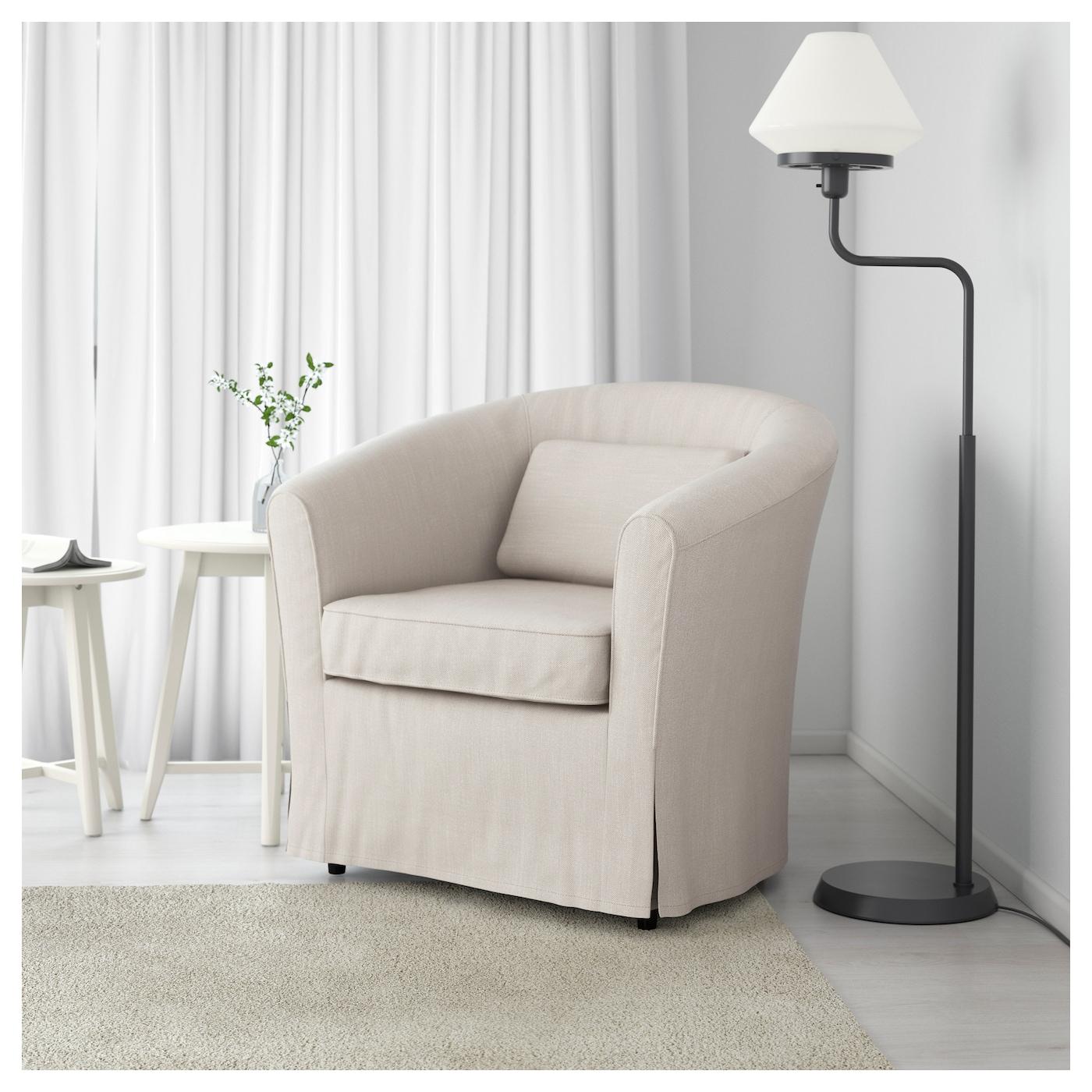 tullsta fauteuil nordvalla beige ikea. Black Bedroom Furniture Sets. Home Design Ideas