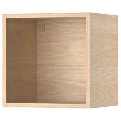 TUTEMO Open kast, essen, 40x37x40 cm