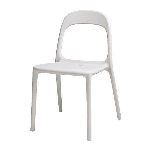 URBAN Stoel De stoelen zijn stapelbaar, zodat ze minder plaats innemen ...