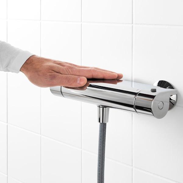 VALLAMOSSE Thermostaatmengkraan voor douche, verchroomd, 150 mm