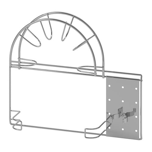variera slang buishouder zilverkleur ikea. Black Bedroom Furniture Sets. Home Design Ideas