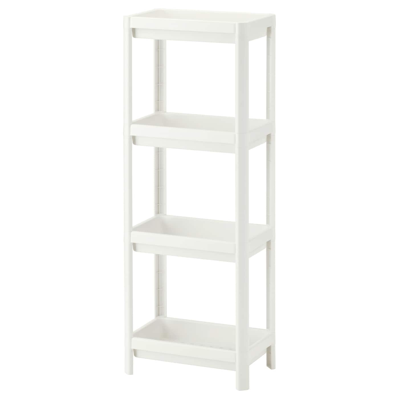VESKEN Open kast Wit 36x100 cm - IKEA