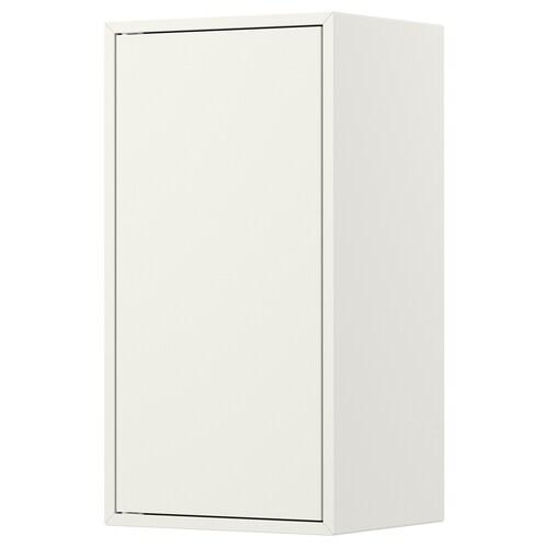EKET خزانة بباب ورف واحد أبيض 35 سم 35 سم 70 سم 7 كلغ