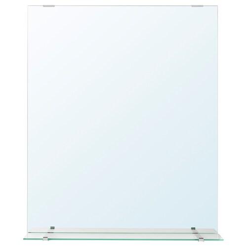 FULLEN مرآة مع رف 50 سم 14 سم 60 سم