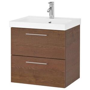 لون: مظهر الخشب مصبوغ بني/حنفية dalskär.