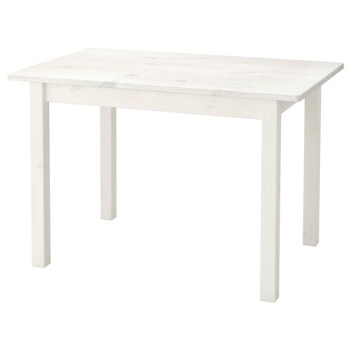 SUNDVIK طاولة أطفال أبيض 76 سم 50 سم 50 سم