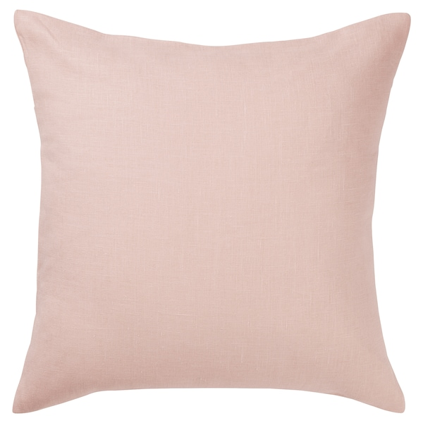 AINA Cushion cover, light pink, 50x50 cm