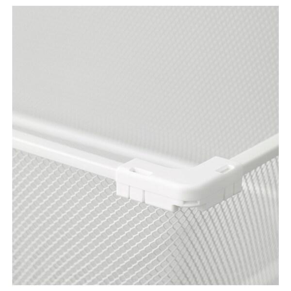 ALGOT mesh basket white 38 cm 60 cm 14 cm 6 kg