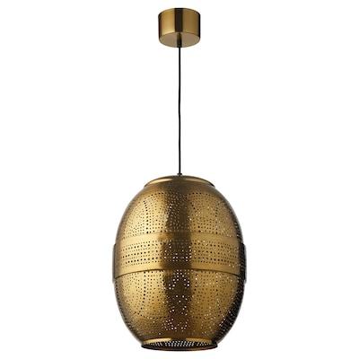 ANROPA مصباح معلّق, لون نحاسي