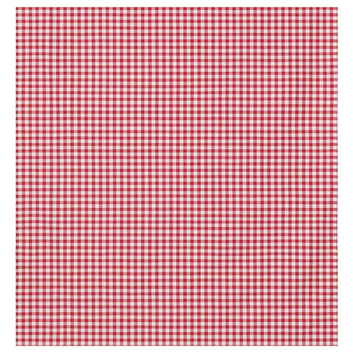 BERTA RUTA fabric medium check/red 220 g/m² 150 cm 3 cm 1.50 m²