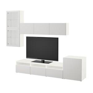 Colour: White/lappviken light grey clear glass.