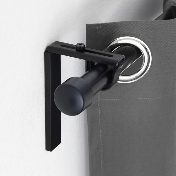BETYDLIG wall/ceiling bracket black 10 kg