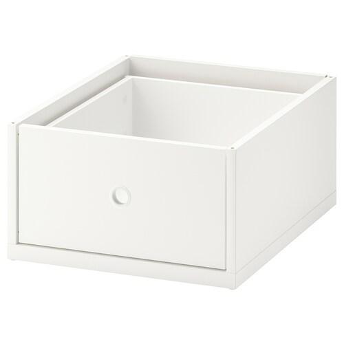 ELVARLI drawer white 40 cm 51 cm 22 cm 18 kg