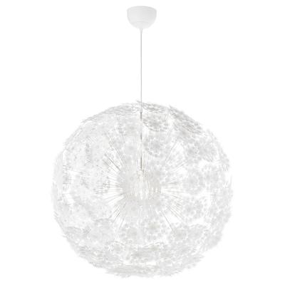 GRIMSÅS Pendant lamp, white, 80 cm