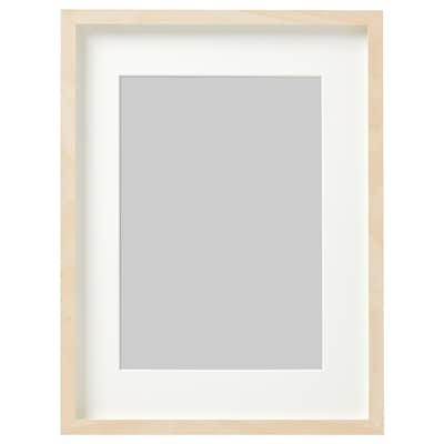 HOVSTA Frame, birch effect, 30x40 cm