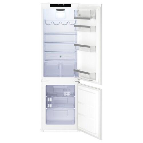 ISANDE integrated fridge/freezer A++ No Frost white 54.0 cm 54.9 cm 177.2 cm 225.0 cm 192 l 61 l 63.00 kg