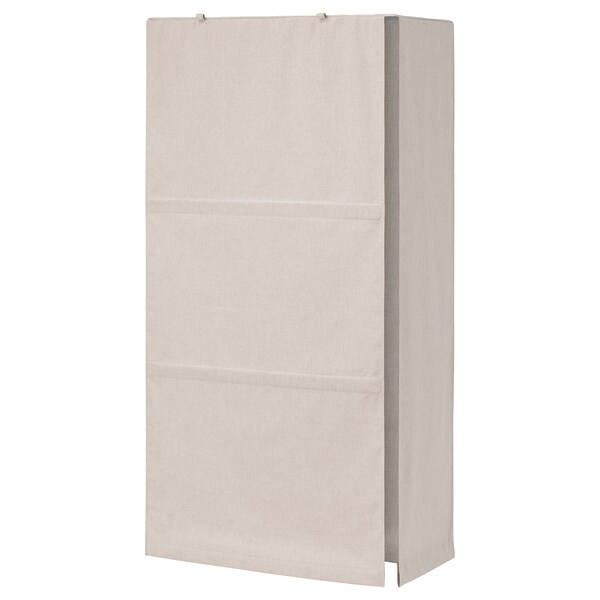 IVAR غطاء نسيج, بيج, 81x172 سم