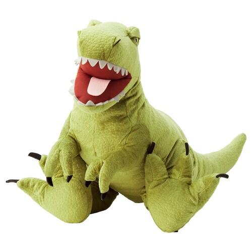 JÄTTELIK soft toy dinosaur/dinosaur/thyrannosaurus Rex 66 cm