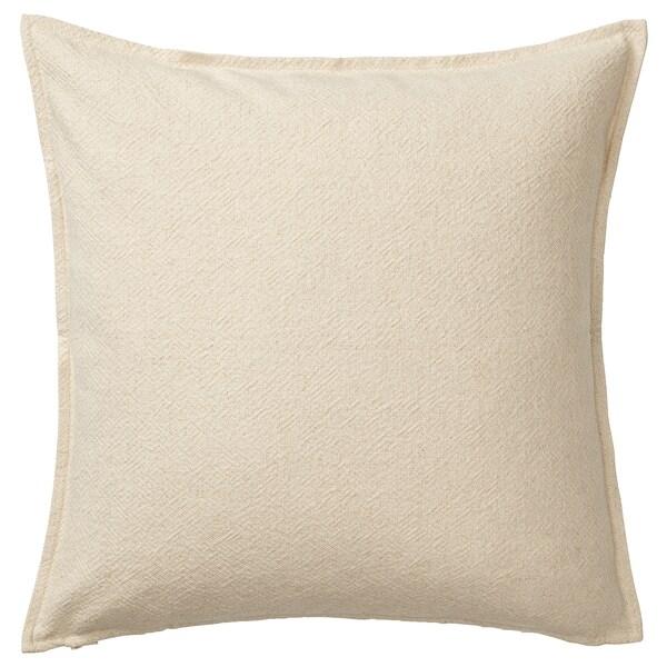 JOFRID غطاء وسادة, طبيعي, 65x65 سم