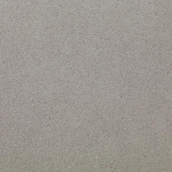 KASKER Custom made worktop, grey stone effect/quartz, 1 m²x4.0 cm