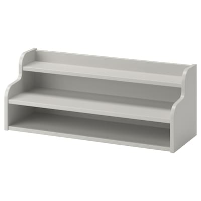KLIMPEN Add-on unit, light grey, 58x23 cm