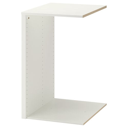 KOMPLEMENT divider for frames white 100 cm 75 cm 46.1 cm 100 cm 57.3 cm 81.5 cm 58 cm