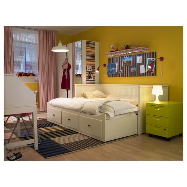 LAMPAN Table lamp, white, 29 cm