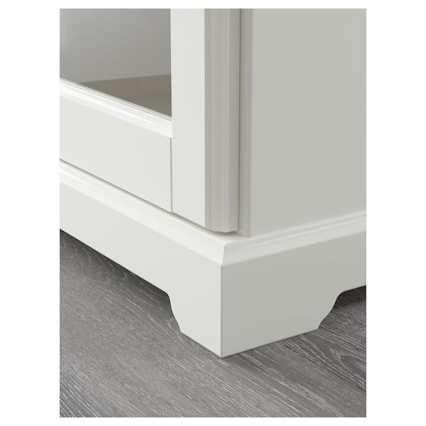 LIATORP Sideboard, white, 145x87 cm