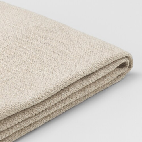LIDHULT cover for 2-seat section Gassebol light beige