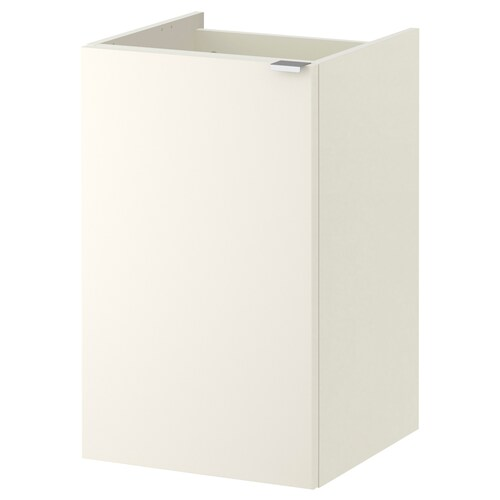 LILLÅNGEN wash-basin cabinet with 1 door white 40 cm 38 cm 64 cm