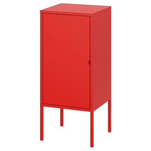LIXHULT cabinet metal/red 60 cm 82 cm 35 cm 35 cm 21 cm 12 kg