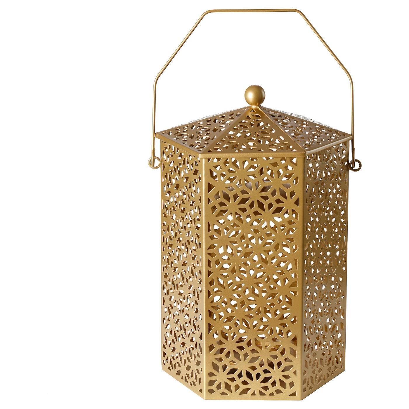 LJUV Lantern For Block Candle