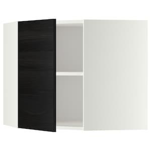 Front: Tingsryd wood effect black.