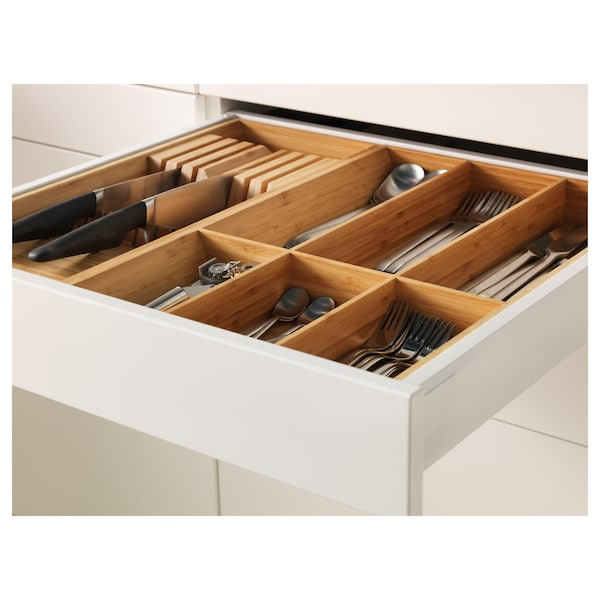 METOD / MAXIMERA Base cab f hob/drawer/2 wire bskts, white/Edserum brown, 60x60 cm