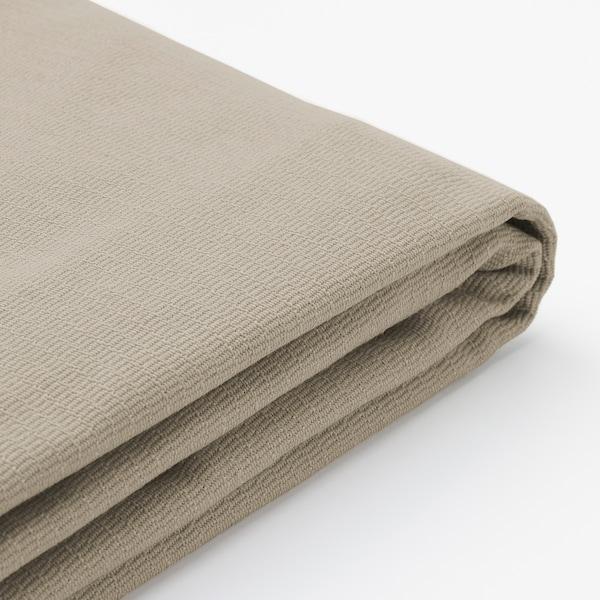 NORSBORG cover chaise longue section Edum beige