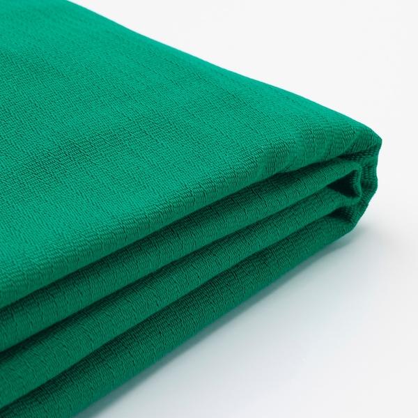 NORSBORG Cover for corner sofa, 4-seat, Edum bright green
