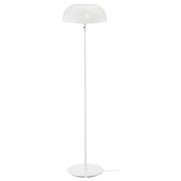 NYMÅNE Floor lamp, white