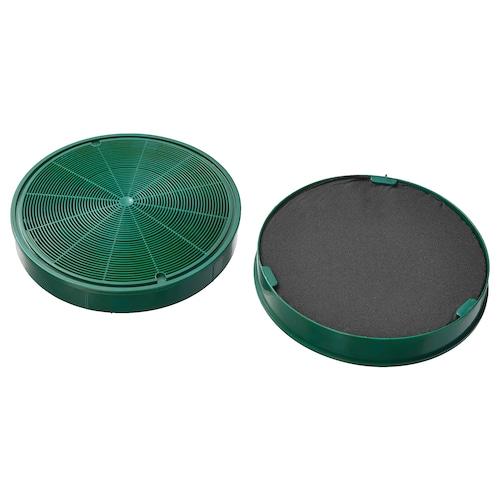 NYTTIG FIL 500 charcoal filter 3.0 cm 20.0 cm 0.21 kg 2 pack