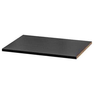 RAKKESTAD رف, أسود-بني, 56x50 سم