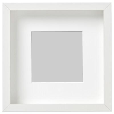 RIBBA برواز, أبيض, 23x23 سم
