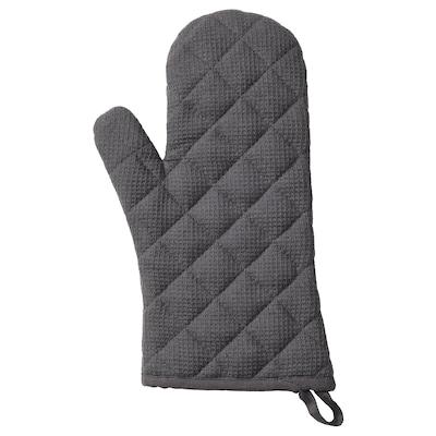 RINNIG Oven glove, grey