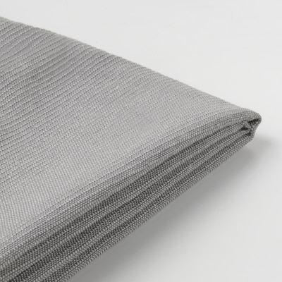SANDBACKEN Cover for 3-seat sofa, Frillestad light grey