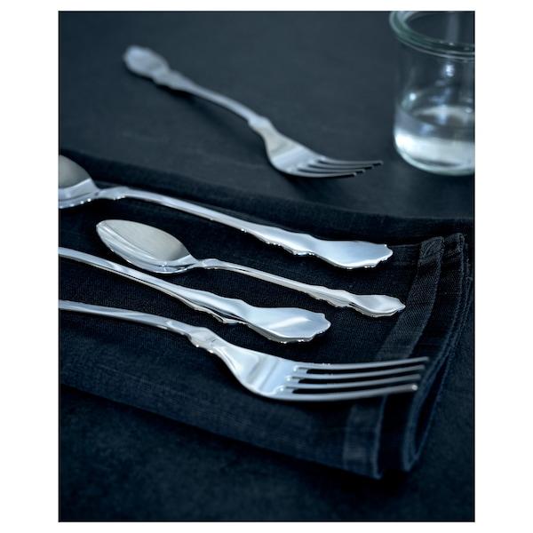 SKUREN 24-piece cutlery set, stainless steel