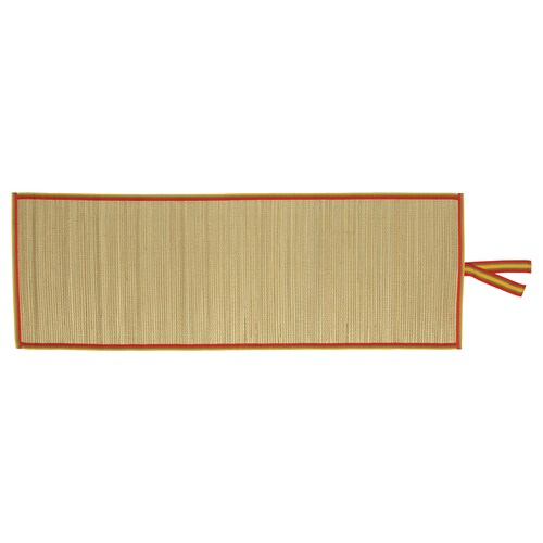 SOLBLEKT beach mat seagrass 180 cm 60 cm