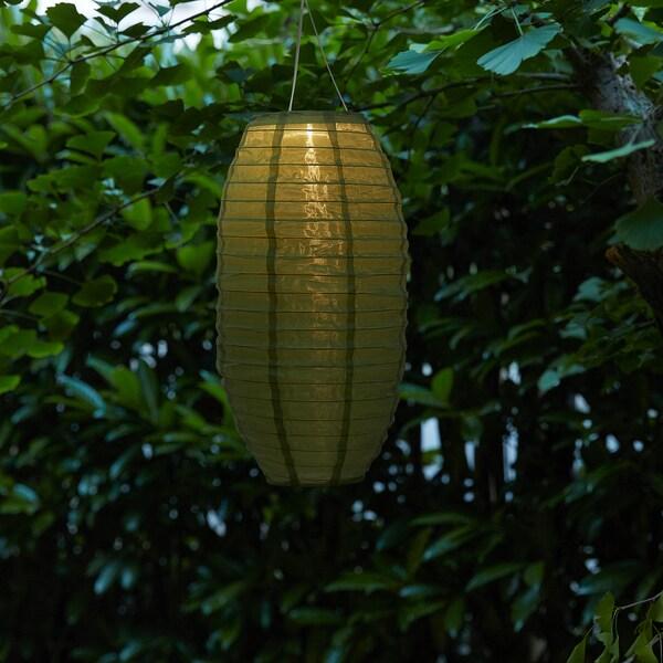 SOLVINDEN LED solar-powered pendant lamp