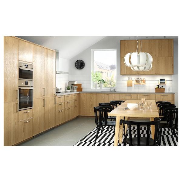 STOCKHOLM سجاد، غزل مسطح, صناعة يدوية/مخطط أسود وأبيض, 250x350 سم