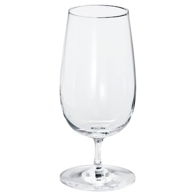 STORSINT Beer glass, clear glass, 48 cl