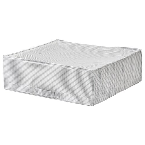 STUK storage case white/grey 55 cm 51 cm 18 cm