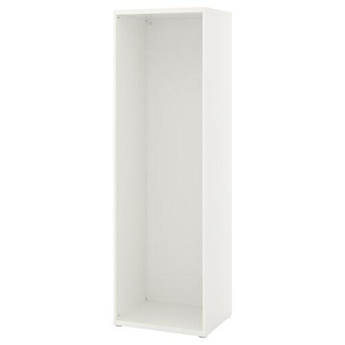 STUVA frame white 60 cm 50 cm 192 cm