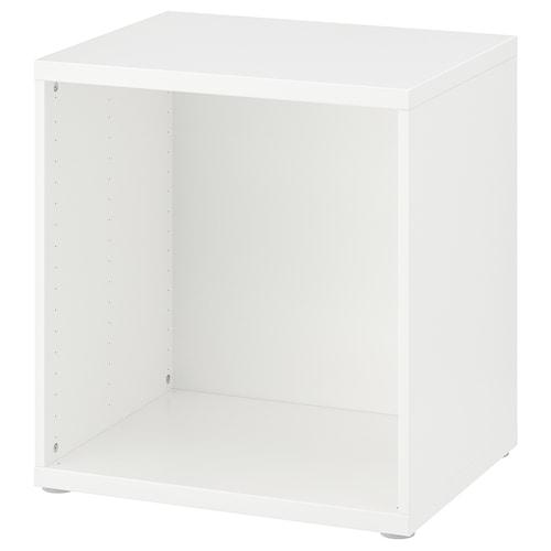 STUVA frame white 60 cm 50 cm 64 cm